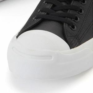コンバース ジャックパーセル レザーパッチ スニーカー メンズ レディース ローカット レザーシューズ ホワイト ブラック 白 黒 CONVERSE