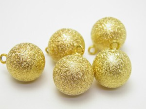 選べる2種類 水琴鈴(シルバー)(ゴールド)1粒売り