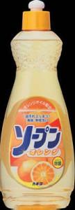 カネヨ石鹸 ソープンオレンジ 600ML ( キッチン用洗浄・洗剤 ) ( 4901329270913 )