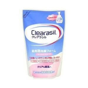 レキットベンキーザー・ジャパン クレアラシル 薬用泡洗顔フォーム 180ml 詰替用 ( 4906156100303 )