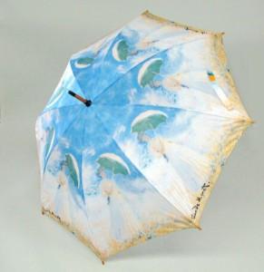 3000円以上送料無料 傘 レディース ジャンプ傘 モネ 日傘の女 ファッション雑貨 女性用 雨具 雨