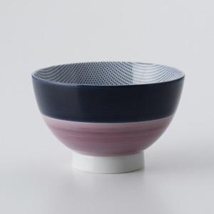 ご飯茶碗 食器・調理器具 襲色目 かさねいろめ 紺紫 飯碗 日本製 国産 キッチン用品 食器 和食器 陶器 和風 料理 3000円以上送料無料