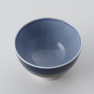 ご飯茶碗 食器・調理器具 襲色目 かさねいろめ 紺茶 飯碗 日本製 国産 キッチン用品 食器 和食器 陶器 和風 料理 3000円以上送料無料