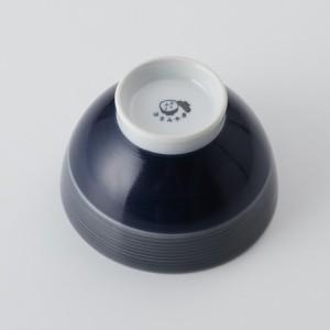 ご飯茶碗 食器・調理器具 襲色目 かさねいろめ 藍紺 飯碗 日本製 国産 キッチン用品 食器 和食器 陶器 和風 料理 3000円以上送料無料