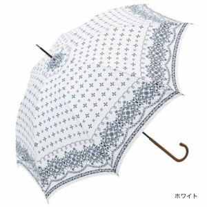 傘 レディース 雨傘 長傘 バンダナ プリント ファッション雑貨 女性用 雨具 雨