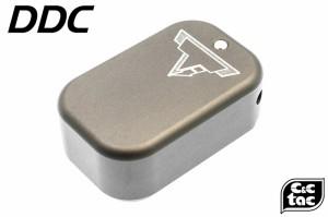 C&C Tac TTIスタイルマガジンベースパッド Short DDC (東京マルイグロックシリーズ対応)