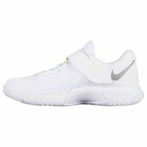 ナイキ メンズ ズーム ライブ Nike Men's Zoom Live White Reflective Silver Volt