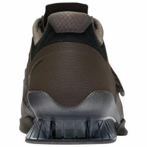 (取寄)ナイキ メンズ ロマレオス 3 トレーニングシューズ Nike Men's Romaleos 3 Ridgerock Metallic Pewter Anthracite Black