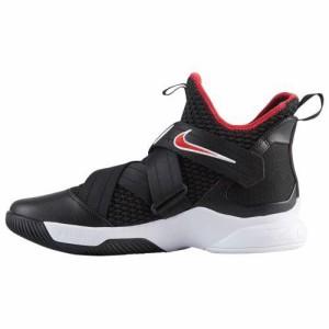 (取寄)ナイキ メンズ レブロン ソルジャー 12 レブロン ジェームズ Nike Men's LeBron Soldier XII Lebron James Black University Red