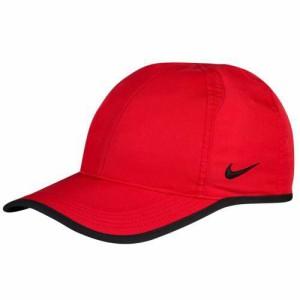 (取寄)ナイキ メンズ チーム フェザーライト キャップ Nike Men's Team Featherlight Cap Team University Red