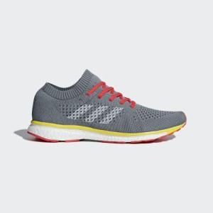 (取寄)アディダス メンズ アディゼロ プライム カラーランニングシューズ adidas Men's Adizero Prime Kolor Shoes Grey/Grey