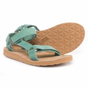 オリジナル テバ (取寄) メンズ サンダル クラフテッド Teva Mens Original Universal Crafted Sandals Brown ユニバーサル