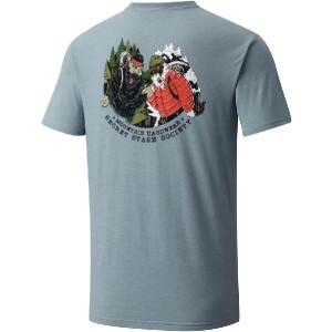 (取寄)マウンテンハードウェア メンズ シークレット スタッシュ Tシャツ Mountain Hardwear Men's Secret Stash T-Shirt White
