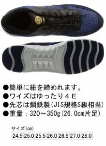 安全靴 サンダンス 先芯入りセーフティースニーカー RZ-03