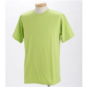 ドライメッシュポロ&Tシャツセット アップルグリーン Mサイズ