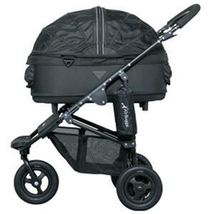 エアバギー フォードッグ ドーム2 ブレーキモデル Mサイズ ブラック ペット用バギー Air Buggy(犬用)【返品・交換不可】