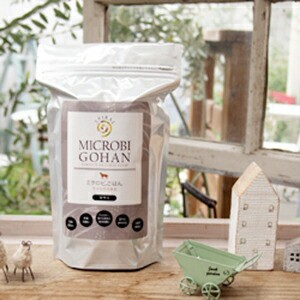ミクロビごはん セサミキューブ Mサイズ 450g (犬用) 食物繊維と生酵素 【正規品】
