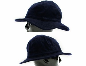 バズリクソンズ BUZZ RICKSON'S ハット メンズ レディース ウール ワーク キャップ 帽子 ネイビー 日本製 東洋エンタープライズ BR02452