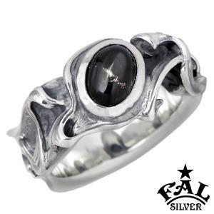 FAL エフエーエル リング 指輪 レディース メンズ F.A.L ブレイズ コア シルバー スターダイオプサイト 5〜30号 FA-R-0110-STD