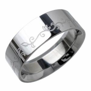 リング 指輪 ステンレス 医療用サージカル316Lステンレス アレルギーフリー RSLW16【即納】23号