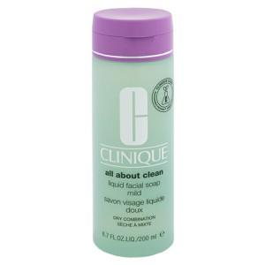 クリニーク CLINIQUE リキッド フェイシャル ソープ マイルド 200ml 化粧品 コスメ LIQUID FACIAL SOAP MILD