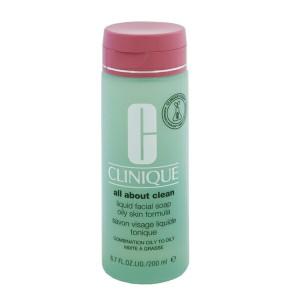 クリニーク CLINIQUE リキッド フェーシャル ソープ オイリースキン フォーミュラ 200ml 化粧品 コスメ