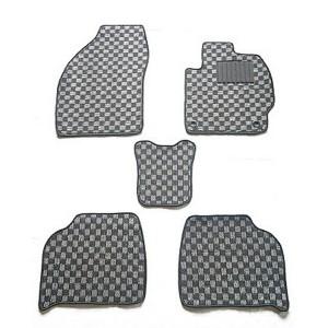 天野 AMANO アルト ラパン 型式:HE33S 年式:H27〜 2WD チェック [カラー:ブラック×グレー] 日用品・生活雑貨