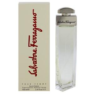SALVATORE FERRAGAMO フェラガモ プールファム EDP・SP 100ml 香水 フレグランス FERRAGAMO POUR FEMME