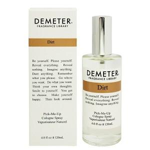ディメーター DEMETER ダート EDC・SP 120ml 香水 フレグランス DIRT COLOGNE