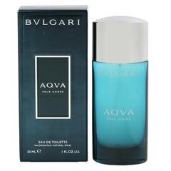 【香水 ブルガリ】BVLGARI アクア プールオム EDT・SP 30ml 香水 フレグランス AQVA POUR HOMME