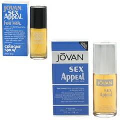 【ジョーバン】 セックスアピール (箱なし) オーデコロン・スプレータイプ 88ml JOVAN 香水 フレグランス SEX APPEAL COLOGNE