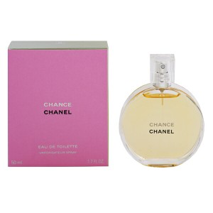 【香水 シャネル】CHANEL チャンス EDT・SP 50ml 送料無料 香水 フレグランス CHANCE