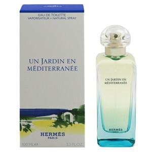エルメス HERMES 地中海の庭 EDT・SP 100ml 香水 フレグランス UN JARDIN EN MEDITERRANEE