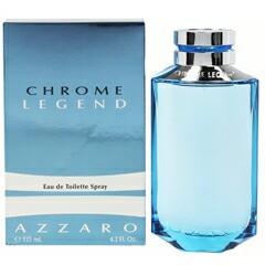 【あす着】アザロ AZZARO クローム レジェンド EDT・SP 125ml 香水 フレグランス CHROME LEGEND