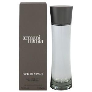 送料無料 ジョルジオ アルマーニ GIORGIO ARMANI マニア プールオム EDT・SP 100ml 香水 フレグランス ARMANI MANIA POUR HOMME