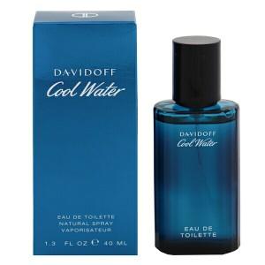 【香水 ダビドフ】DAVIDOFF クールウォーター メンズ EDT・SP 40ml 香水 フレグランス COOL WATER