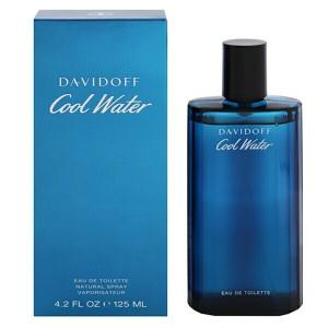 【あす着】ダビドフ DAVIDOFF クールウォーター メンズ EDT・SP 125ml 香水 フレグランス COOL WATER