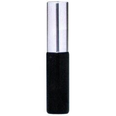 【香水 ヒロセ アトマイザー】HIROSE ATOMIZER メンズ ガラスアトマイザー メタルポンプ 78100 (SVメンズAT ブラック) 5ml