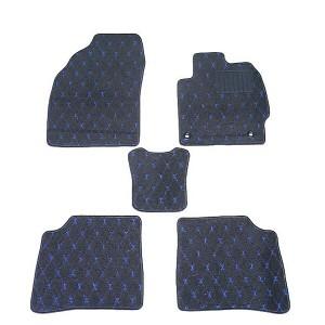 天野 クルー 型式:K30 年式:H6〜14 ダイヤモンド [カラー:ブラック×ブルー] AMANO 送料無料 カー用品