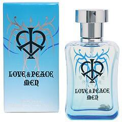 【香水 ラブ&ピース】LOVE&PEACE ラブ&ピース メン EDP・SP 50ml 香水 フレグランス LOVE AND PEACE MEN