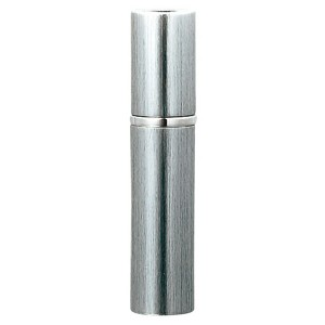 【香水 ヤマダアトマイザー】YAMADA ATOMIZER メンズアトマイザー 18542 17mm径 ヘアラインシルバー 4ml