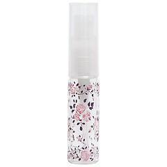 【香水 ヤマダアトマイザー】YAMADA ATOMIZER グラスアトマイザー プラスチックポンプ 柄 50422 野バラ パープル 4.7ml