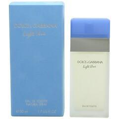 【あす着】ドルチェ&ガッバーナ DOLCE&GABBANA ライトブルー EDT・SP 50ml 香水 フレグランス LIGHT BLUE