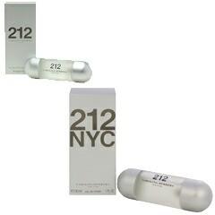 【香水 キャロライナヘレラ】CAROLINA HERRERA 212 EDT・SP 30ml 香水 フレグランス 212