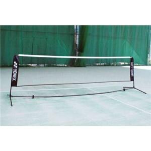 ヨネックス ポータブルネット ソフトテニス用 [カラー:ブラック] [サイズ:高さ1.06m×幅3.75m] #AC354-007 YONEX 送料無料 27%OFF