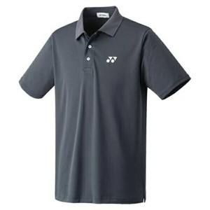ヨネックス スポーツウェア ポロシャツ(ユニセックス) 10300 [カラー:チャコールグレー] [サイズ:M] #10300-036 YONEX 送料無料