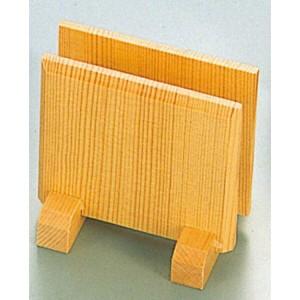 江部松商事 メニューブック立て W-702 木製 100×75×H100 EBEMATU SYOUJI 送料無料 キッチン用品