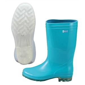 アキレス 長靴 タフテックホワイト62(透明底) グリーン 26.5cm ACHILLES 送料無料 19%OFF キッチン用品