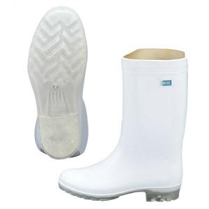 アキレス 長靴 タフテックホワイト62(透明底) 白 26.5cm ACHILLES 送料無料 19%OFF キッチン用品