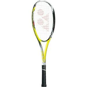 ヨネックス YONEX ネクシーガ70V ソフトテニスラケット(ガットなし) [カラー:シトラスイエロー] [サイズ:UL1] #NXG70V-440 送料無料